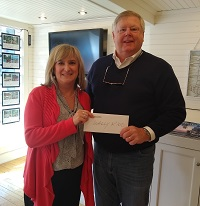 Referral Winner 01 January Wally Kidd